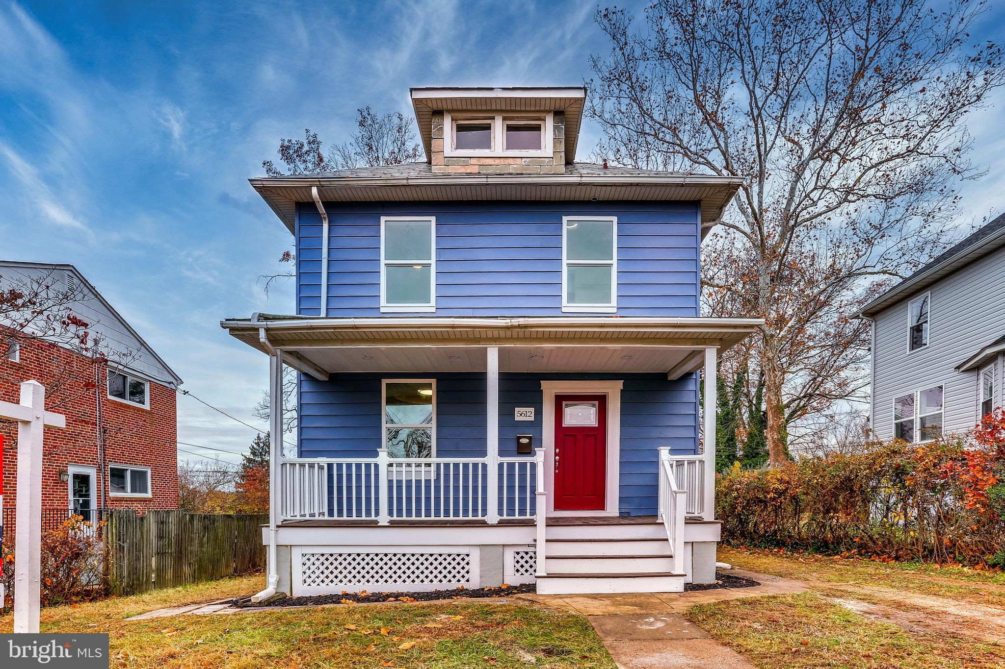 5612 PLYMOUTH ROAD, BALTIMORE, MD 21214