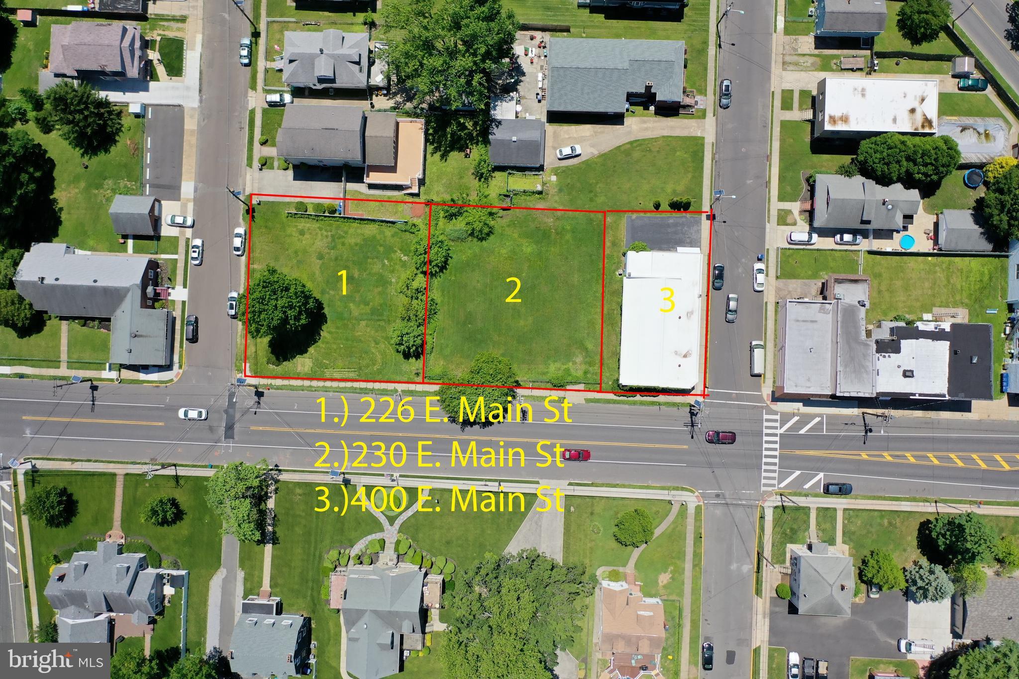 226, 230, & 400 E MAIN STREET, MAPLE SHADE, NJ 08052