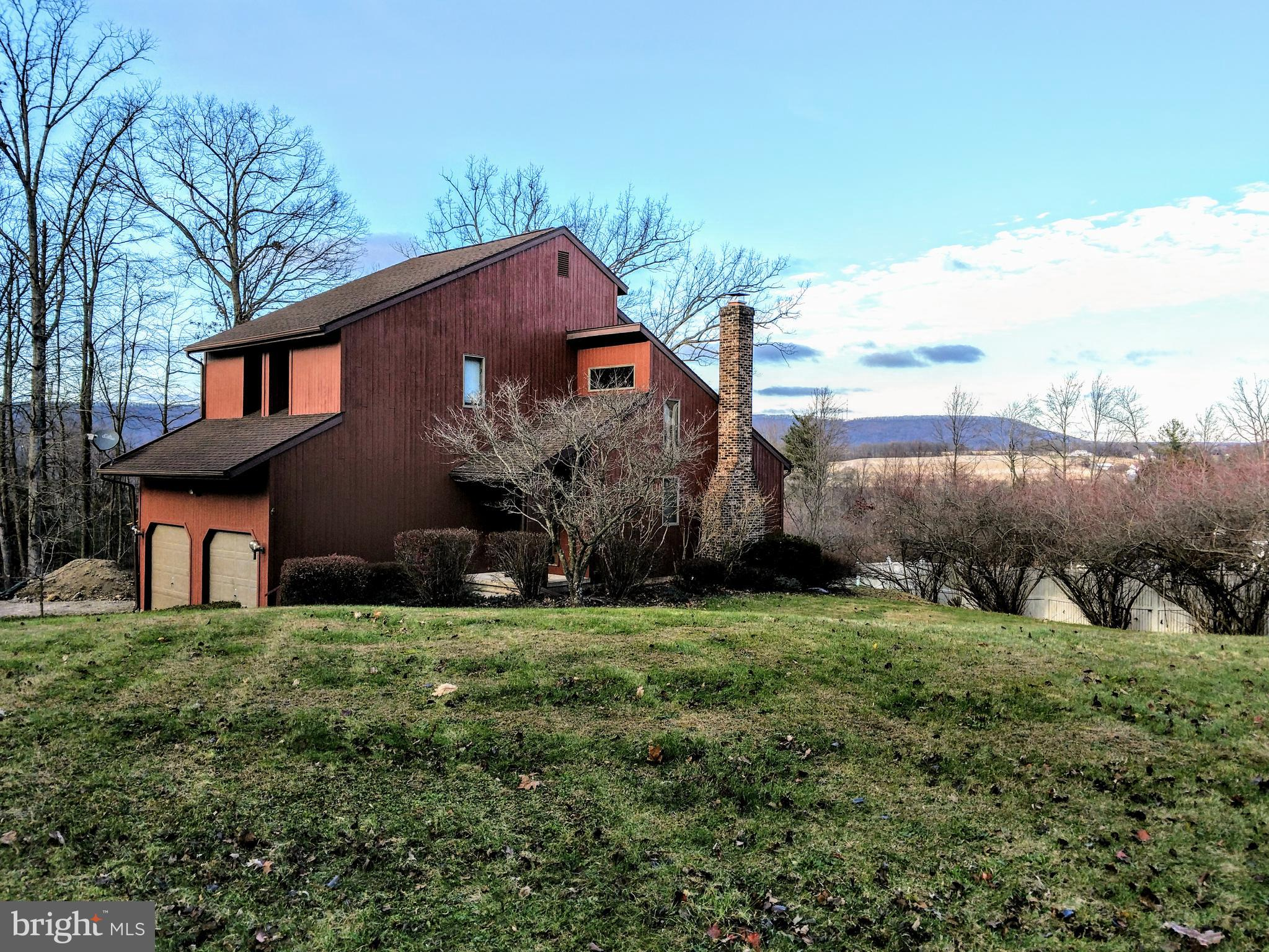 593 AIRPORT ROAD, ASHLAND, PA 17921