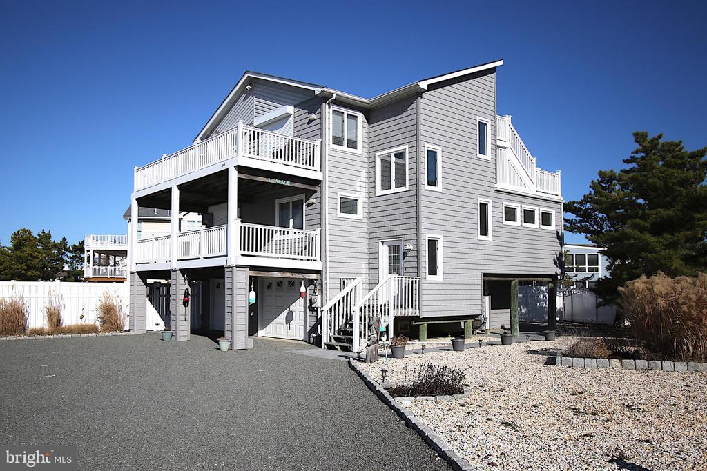 1106-F Little Bridge Rd.  LONG BEACH BLVD., Long Beach Island in OCEAN County, NJ 08008 Home for Sale
