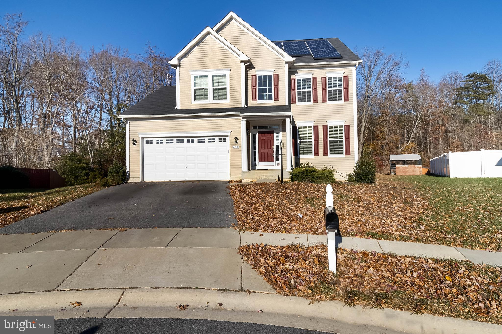 6891 COLDSTREAM COURT, BRYANS ROAD, MD 20616