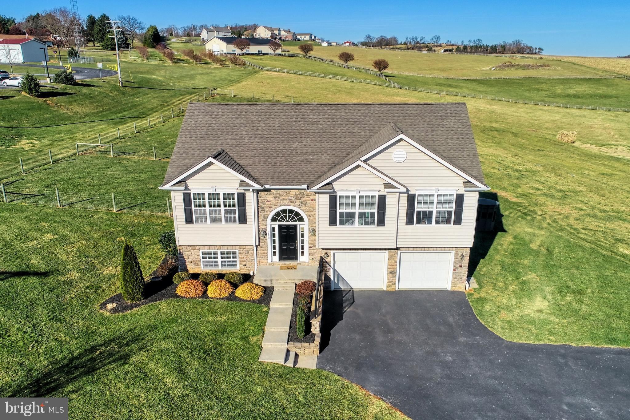 5850 BLOOMING GROVE ROAD, GLENVILLE, PA 17329