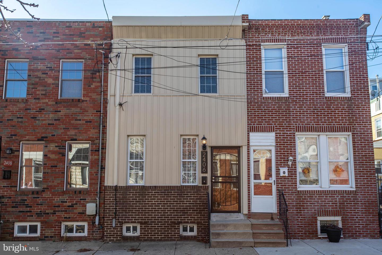 2406 E Sergeant Street Philadelphia, PA 19125