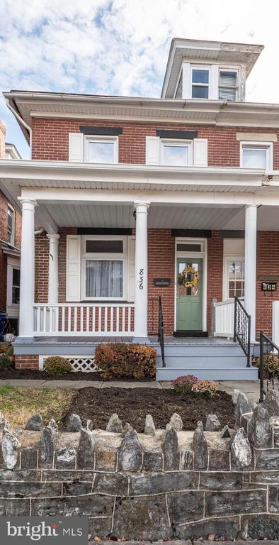 836 MULBERRY AVENUE, HAGERSTOWN, Maryland 21742, 3 Bedrooms Bedrooms, ,1 BathroomBathrooms,Residential,For Sale,MULBERRY,MDWA169386