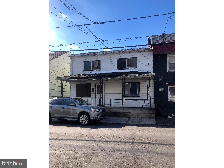 407 NEW CASTLE STREET, MINERSVILLE, PA 17954