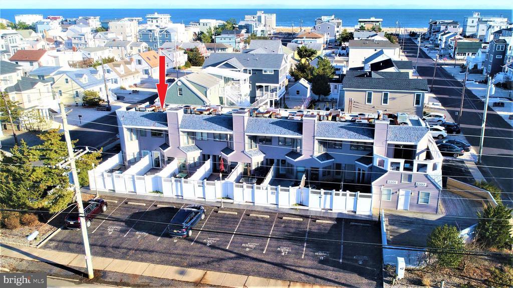 8303  LONG BEACH BOULEVARD   8, Long Beach Island in OCEAN County, NJ 08008 Home for Sale