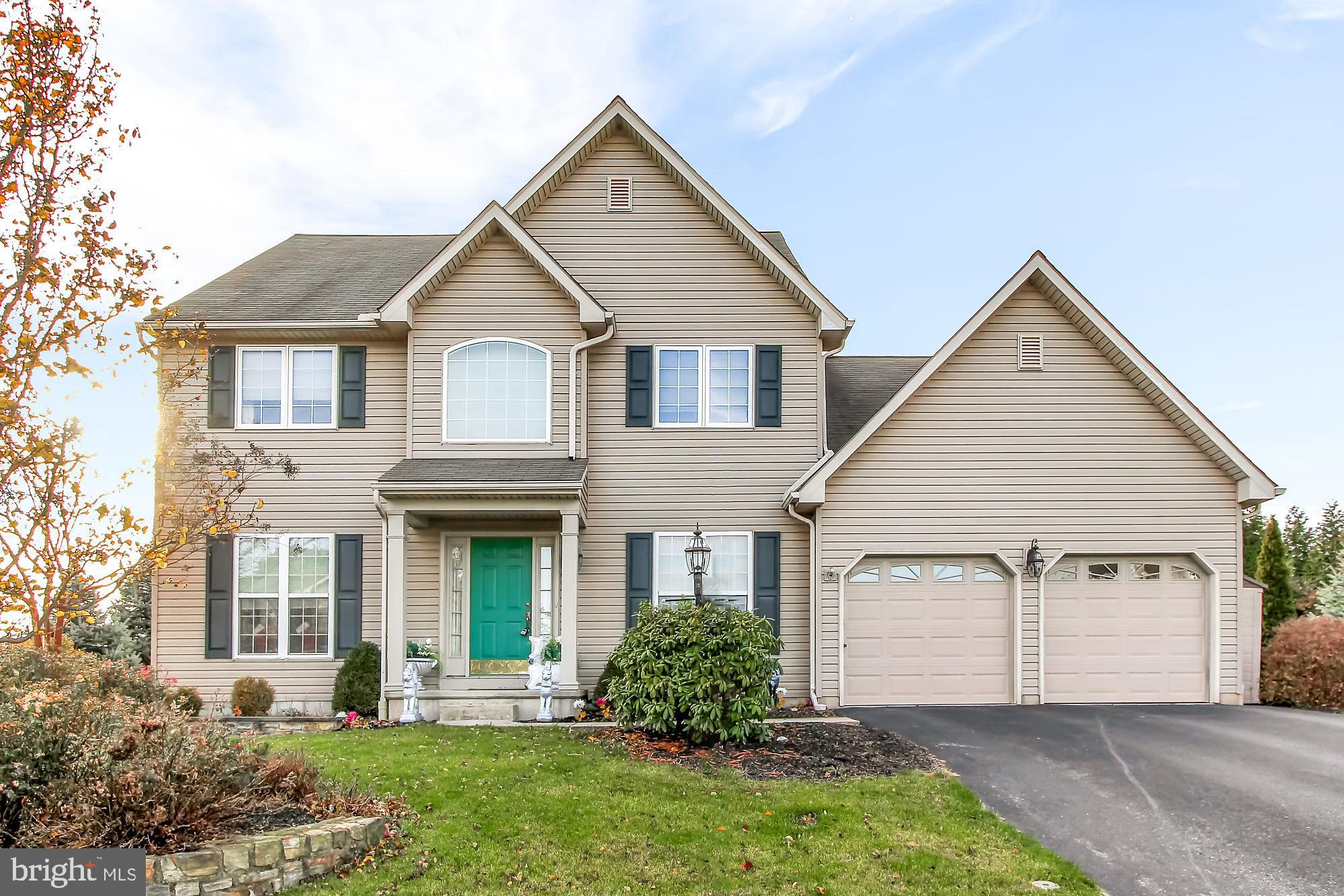 80 FIG TREE WAY, MANCHESTER, PA 17345
