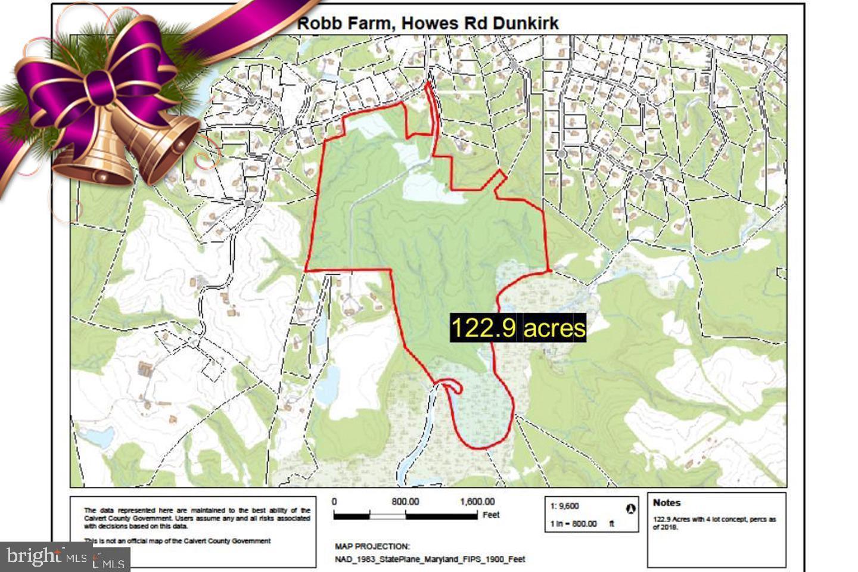 9605 HOWES ROAD, DUNKIRK, MD 20754