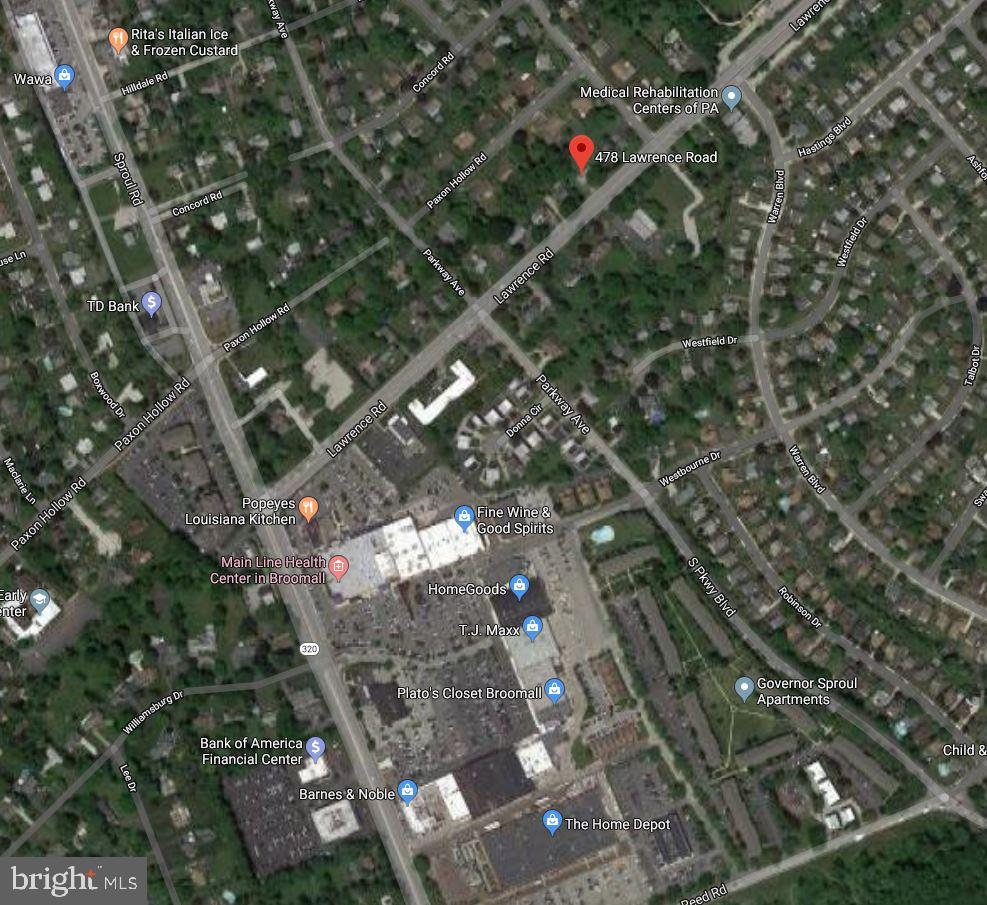 478 Lawrence Road Broomall, PA 19008