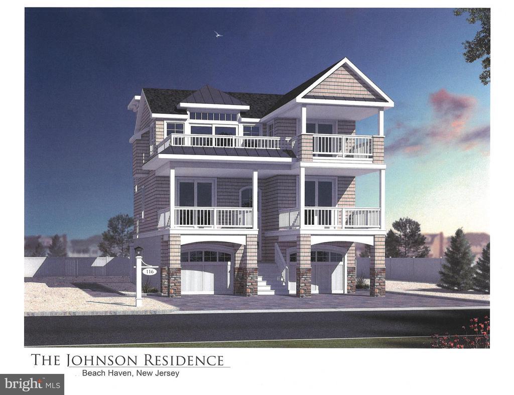 118  DOLPHIN AVENUE, Long Beach Island in OCEAN County, NJ 08008 Home for Sale