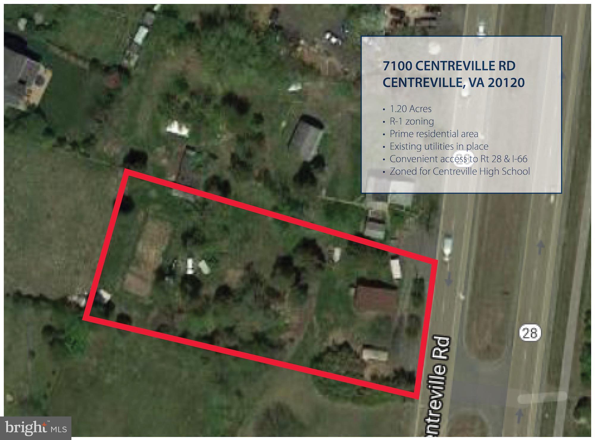 7100 Centreville, Centreville, VA, 20120