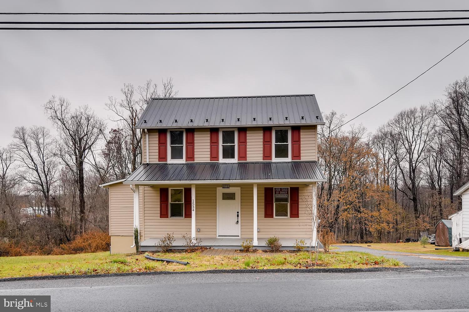 1534 MAIN STREET, WHITEFORD, MD 21160