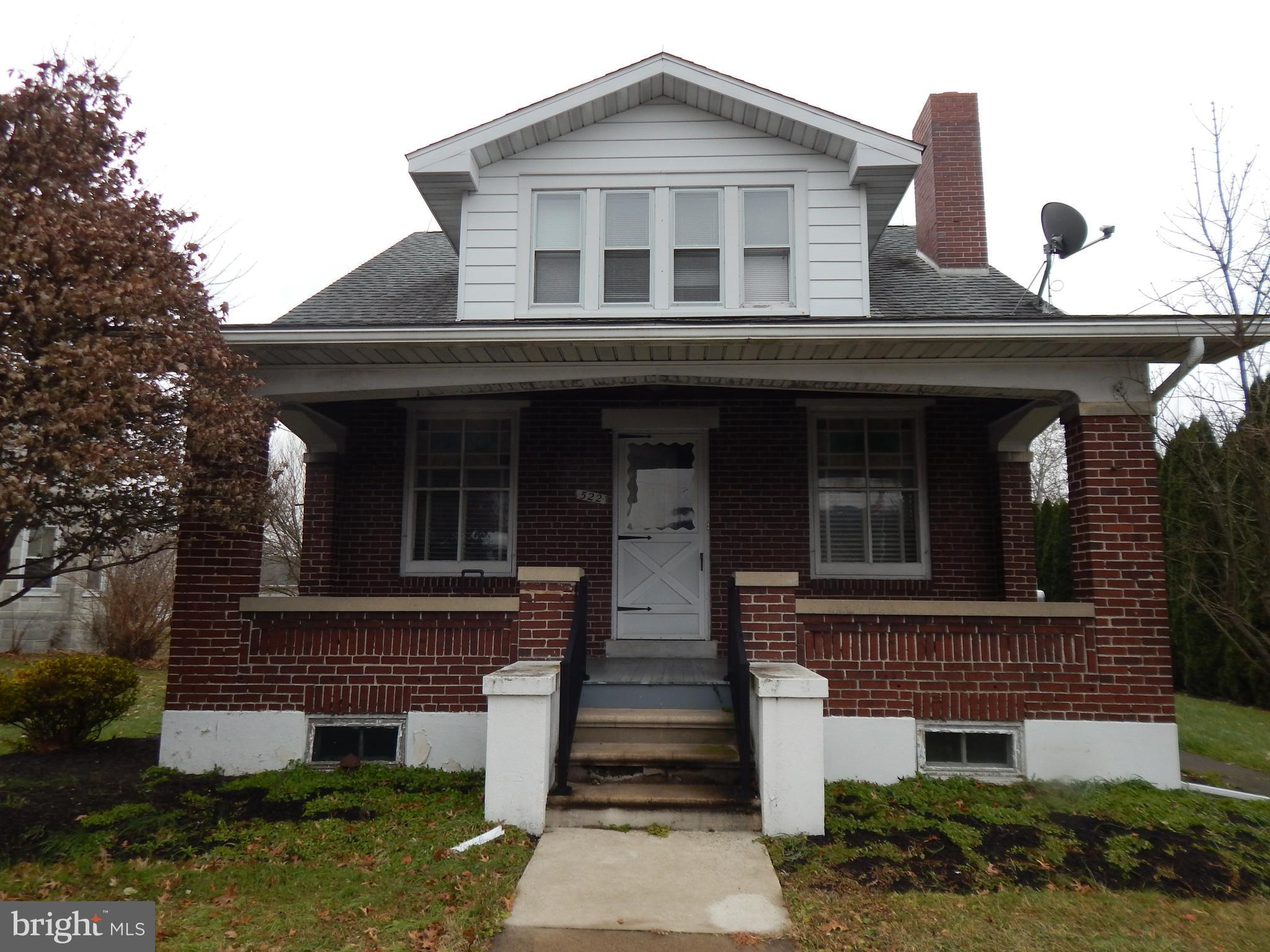 522 MAIN STREET, BALLY, PA 19503