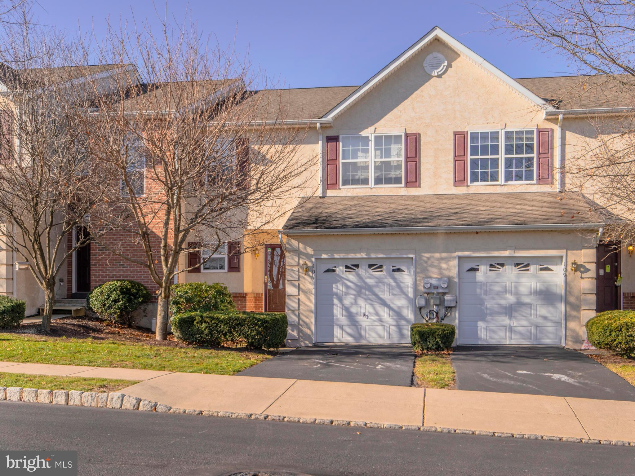 107 THORNDALE DRIVE, RED HILL, PA 18076