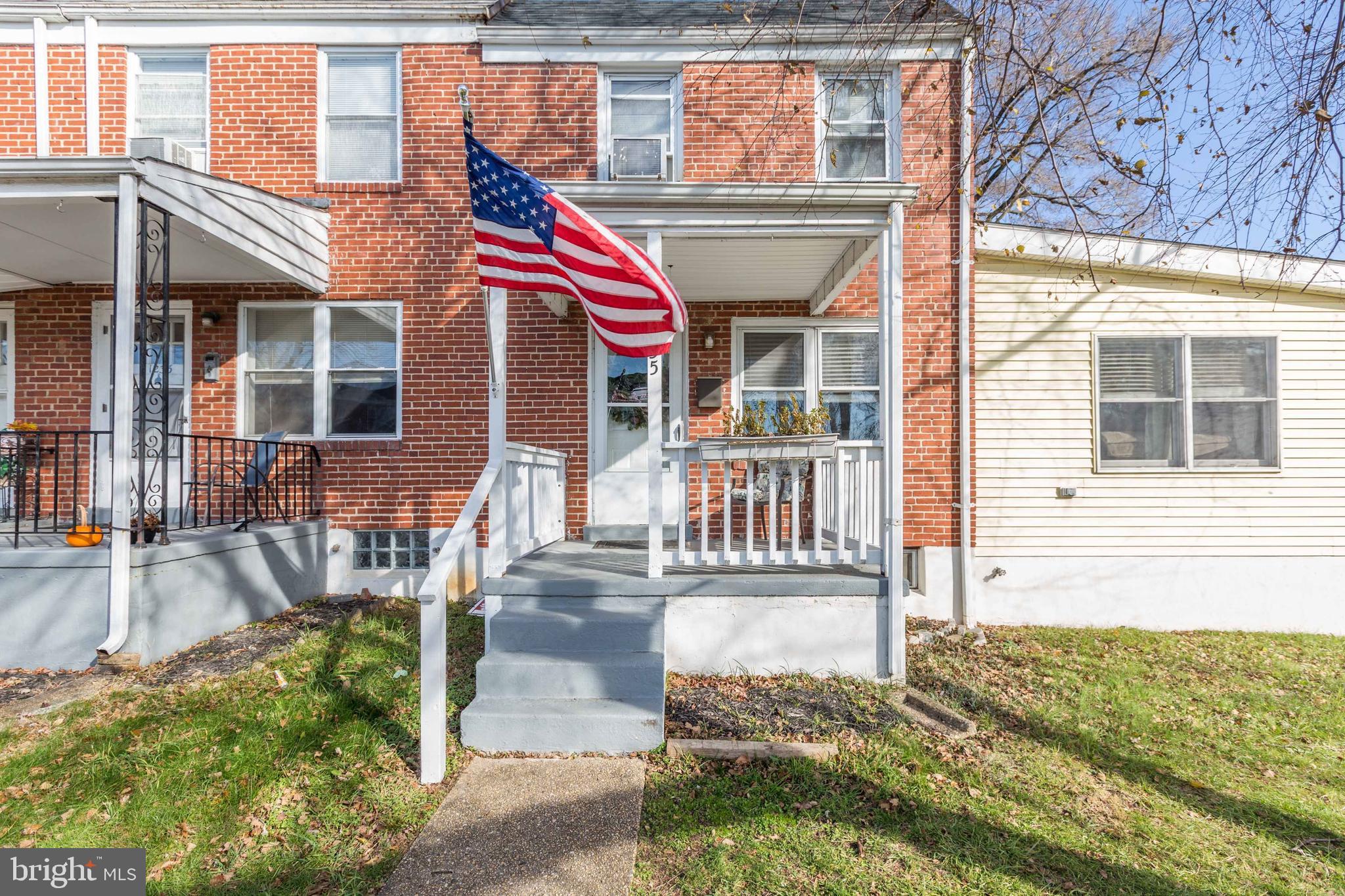1235 HAVERHILL Rd, Baltimore, MD, 21229