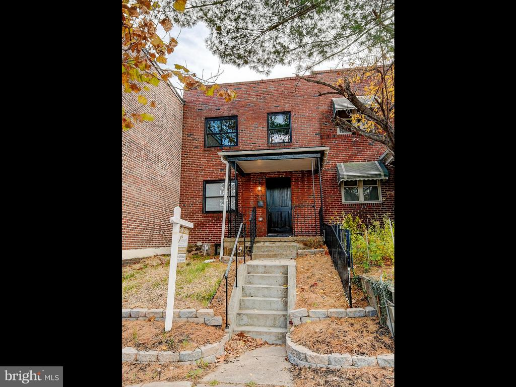 Completely remodeled CHAP APPROVED Renovation. Roof top deck and  2 car private parking in the rear that is easy to get in and out of. Near major interstates and Patterson park. This property has a walk score of 92!  Main level open floor plan, tray ceilings, custom moldings, wood floors, dining area and large kitchen w/ island, granite counters and SS appliances.  There is a half bath on the main level.  Each bedroom has its own private bath. Master suite has double bowl sink and large custom tiled shower. Huge walk in closet with additional closet for more storage and private rear balcony.  Large basement family room for additional space to entertain. House has 1700 sqft of living space. Everything new, HVAC, electric, plumbing, roof, basement drain system, windows and doors. Too many other amenities to mention.  1 yr home warranty and 1 year contractor labor warranty included. NOTE:  Washer and Dryer will be provided for an acceptable offer by Feb 28th 2020!! Seller Help Available !! Seller will also entertain Lease-To-Own.  $15K deposit $2000 per month rent 12 month term. Seller willing to credit back part of the monthly rent based on the strength of the offer.  Seller will also provide financing for qualified applicants.