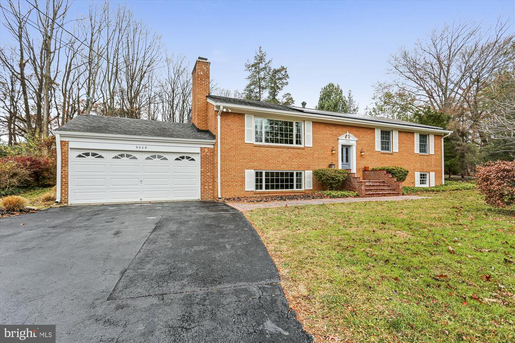 RUN ! Don't Walk...OPEN Sat 1:30-4pm  & Sun 1-4pm*  SUPER HOME, Updated, Fresh & READY for YOU ! * TOP-NOTCH SCHOOLS !  * Warming GAS HEAT * Newly Re-finished HARDWOOD floors * STAINLESS STEEL, CONVECTION-Oven Kitchen w/Bright-SKYLITE, Marble floors, Rich Maple Cabinets, Pull-Out Drawers & Wind-Open Box Bays * Upgraded Windows THRU-OUT * Sep-DINING has FRENCH Dbl-Doors to Spacious, Light-Filled SUNROOM with TALL Cathedral Ceiling, Wind-Open Windows, & French-Door Sliders to PRIVATE Yard to Trees ! * neutral FRESH PAINT * Pleasing NEW CARPETS * MASTER-SUITE Private Bath *4BR/3BA * Walk-Out & Bright Finished Lower-Level w/ 4th Bedroom,3rd Bath,Office, Family-Rm & Media Room/( Retro POOL TABLE too ! ) * TWO Fireplaces * TWO-CAR-GARAGE w/Pull-Down Stairs to ADDED STORAGE! * GREAT Private Yard to TREES and Landscaped Beauty * Whole-House GENERATOR * SOLAR Savings *  Satisfying Home-Warranty Included*NO HOA FEES here ! ...COME & GET IT !