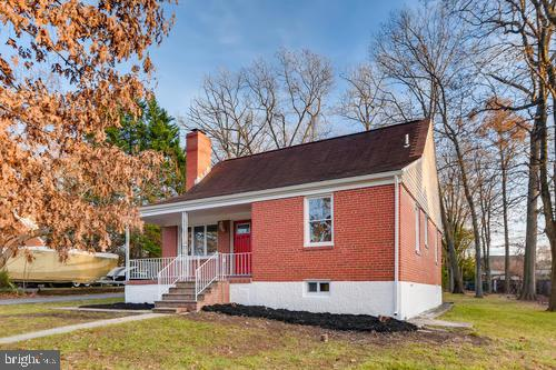4129 BEDFORD ROAD, PIKESVILLE, MD 21207