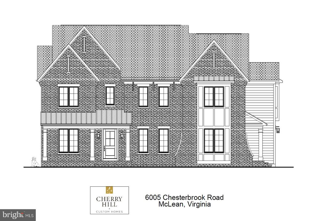 ***TO BE BUILT***Customize this 6,900+ sq ft,  6 Bed, 6.5 Bath  MODERN TUDOR style home sitting on 18,000+ sq ft lot. Expected Delivery in Summer 2020. Gourmet kitchen features large family dining room open to Great Room and large Family Dining Room. Separate formal dining room.  Main level en suite guest room. Separate office.  Luxurious master suite, with extra large his-and-hers walk in closets, includes a spacious master bath with dual vanities, glass-enclosed shower, and stand-alone soaking tub.  Second floor lounge/work area. A spacious basement features a large recreation room, game room, enclosed media room, exercise room, en suite bedroom, and wet bar. Screened Porch off the main level with sliding glass doors to Family Dining room and Great Room has stairs leading to the yard area making this home a great place to entertain. Loads of extra storage space. 3 car garage. Conveniently located just minutes to the George Washington Parkway , McLean, and Arlington. Chesterbrook ES, Longfellow MS, and McLean HS.