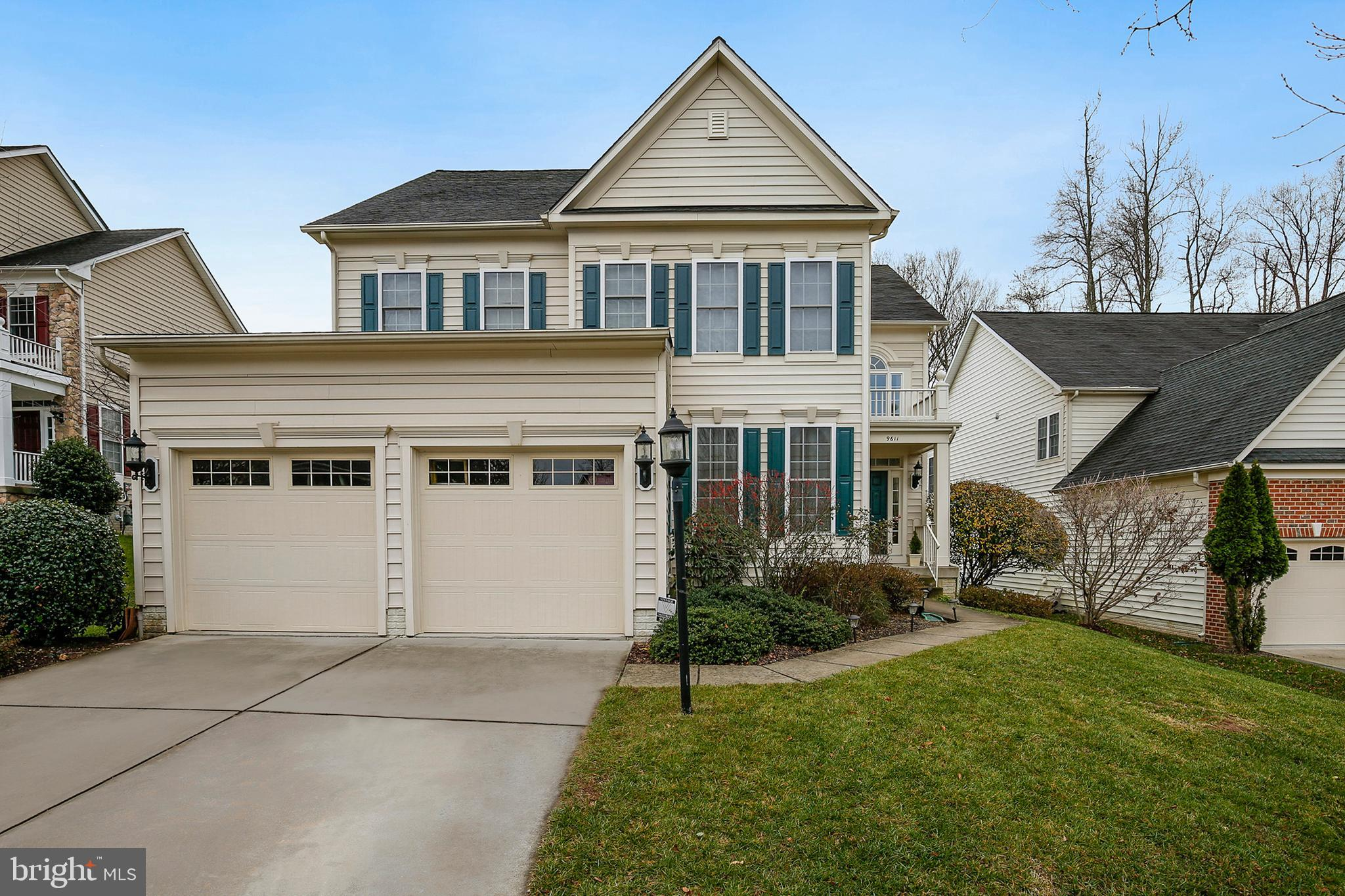 9611 BOUNDLESS SHADE TERRACE, LAUREL, MD 20723