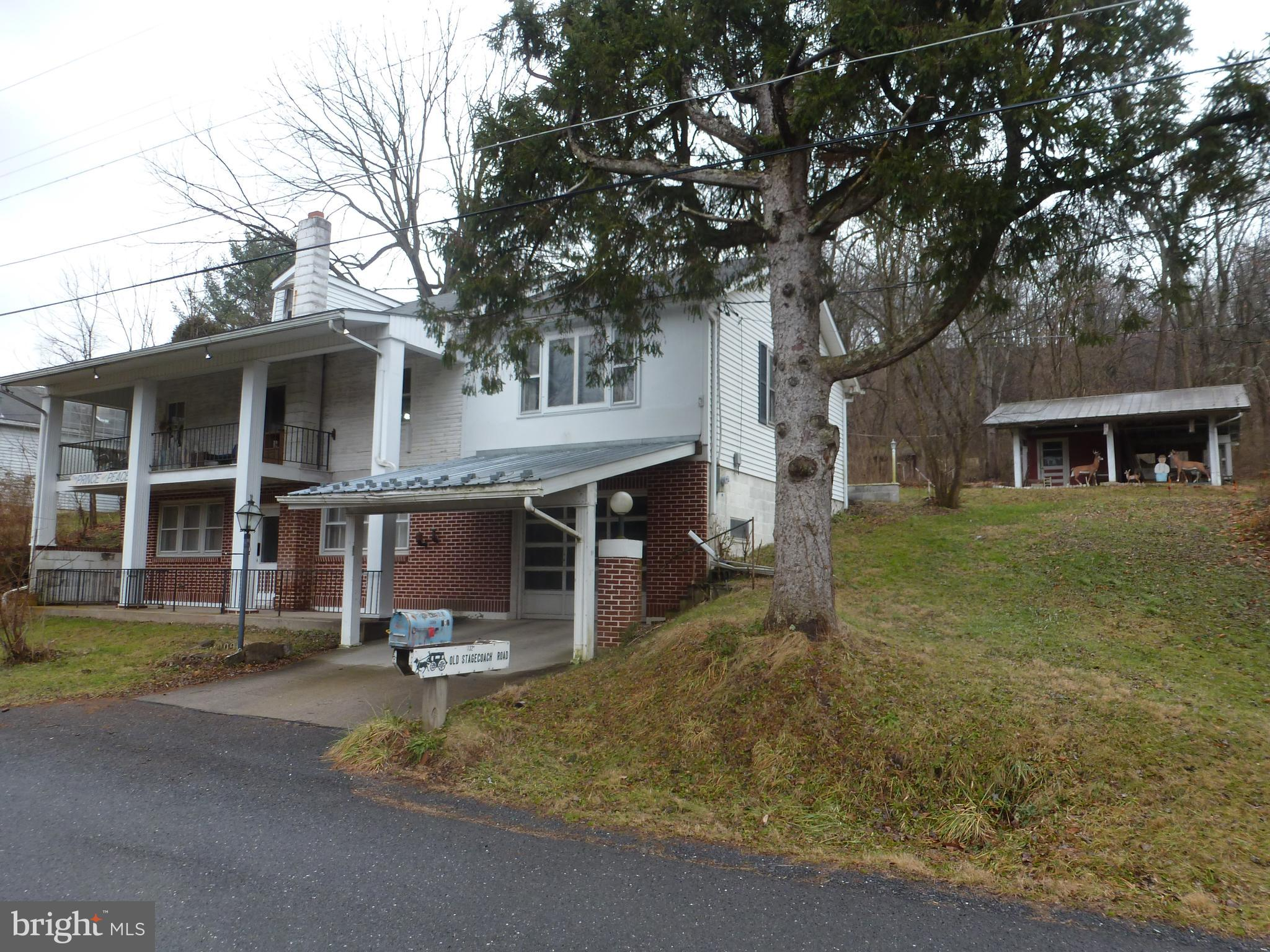 132 Old Stage Coach Road, Lewistown, PA 17044