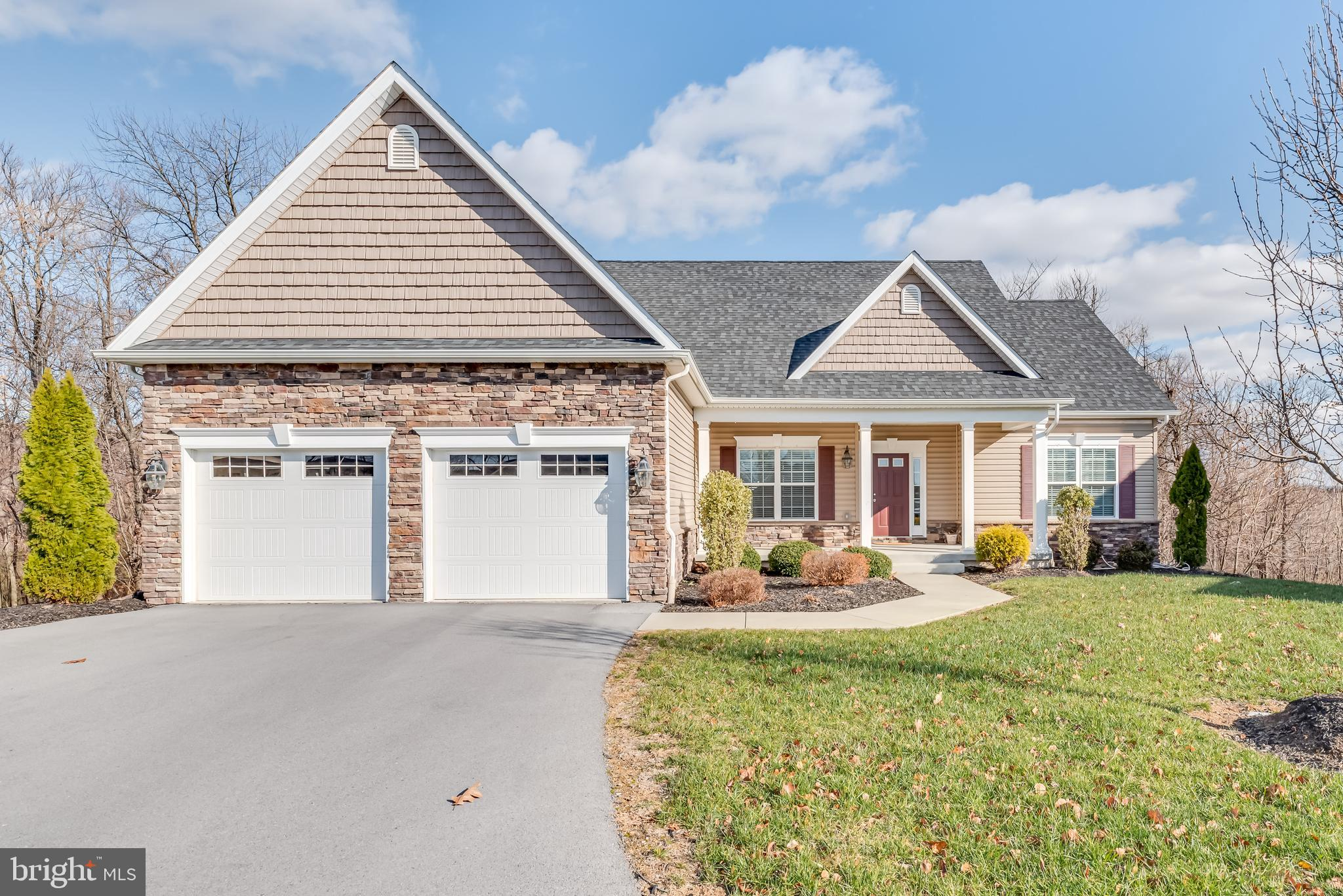 58 WHIRLPOOL WAY, FALLING WATERS, WV 25419