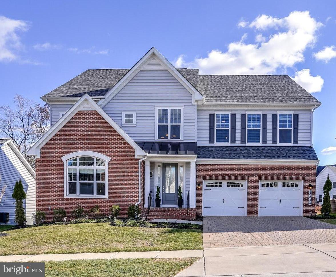 10054 ROWAN LANE, LAUREL, MD 20723