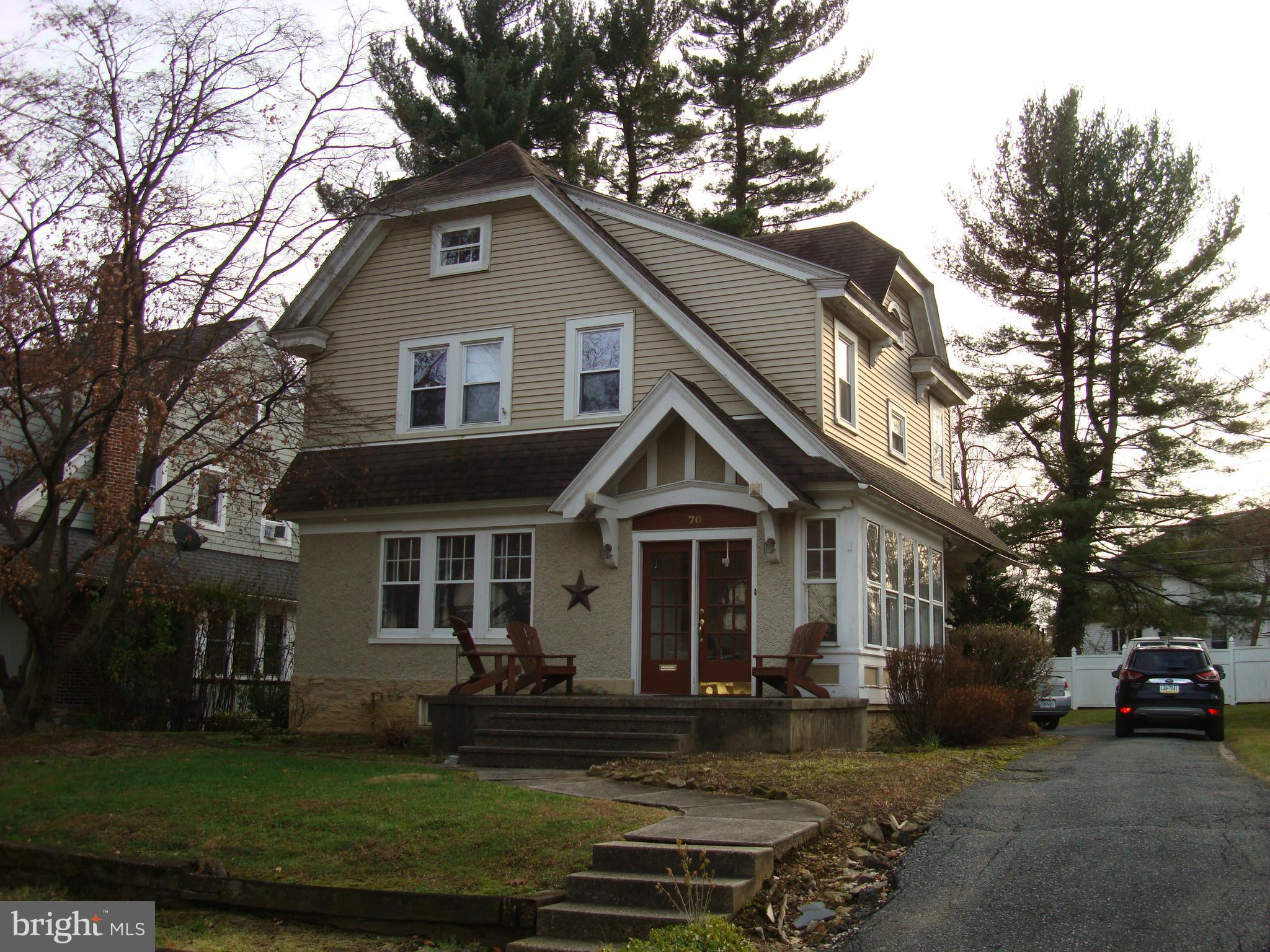 70 PARK ROAD, READING, PA 19609