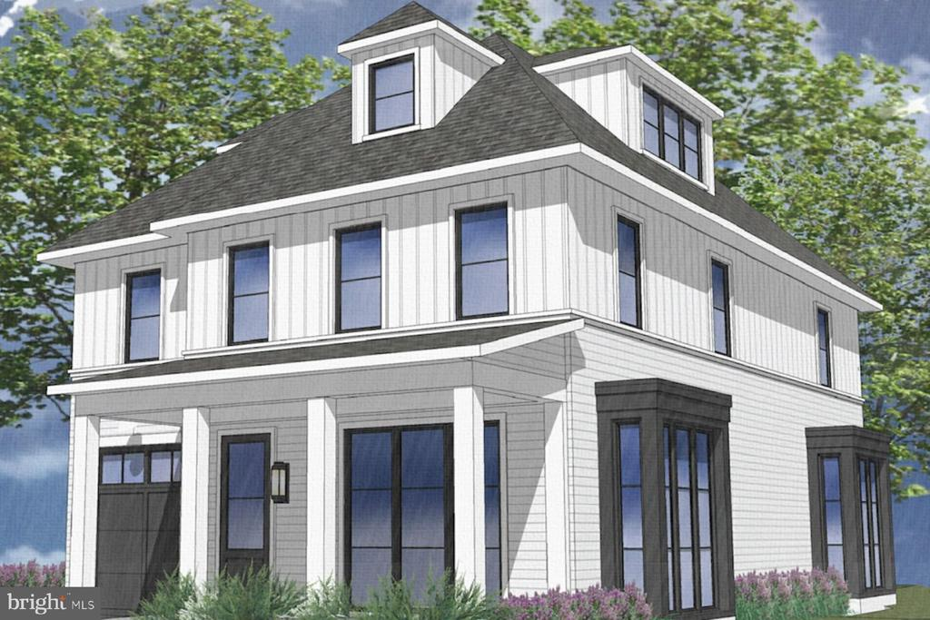 New construction in Edgemoor by award-winning Sandy Spring Builders (delivery late summer/early fall 2020).  Located on a quiet cul-de-sac, this is a great townhouse/condo alternative with nearly 5,000 square feet of finished living space on 4 levels with optional elevator.  Ideal floor plan with high ceilings, open living concept with indoor/outdoor space off dining area/kitchen and family room.  Private master suite features luxurious bath, 2 walk-in closets and optional roof deck.  This home boasts 5 bedrooms, all with en-suite baths.  The rear covered porch and attached one-car garage complete this property.  Perfect location -- steps to downtown Bethesda and access to The Edgemoor Club.  Call with questions.