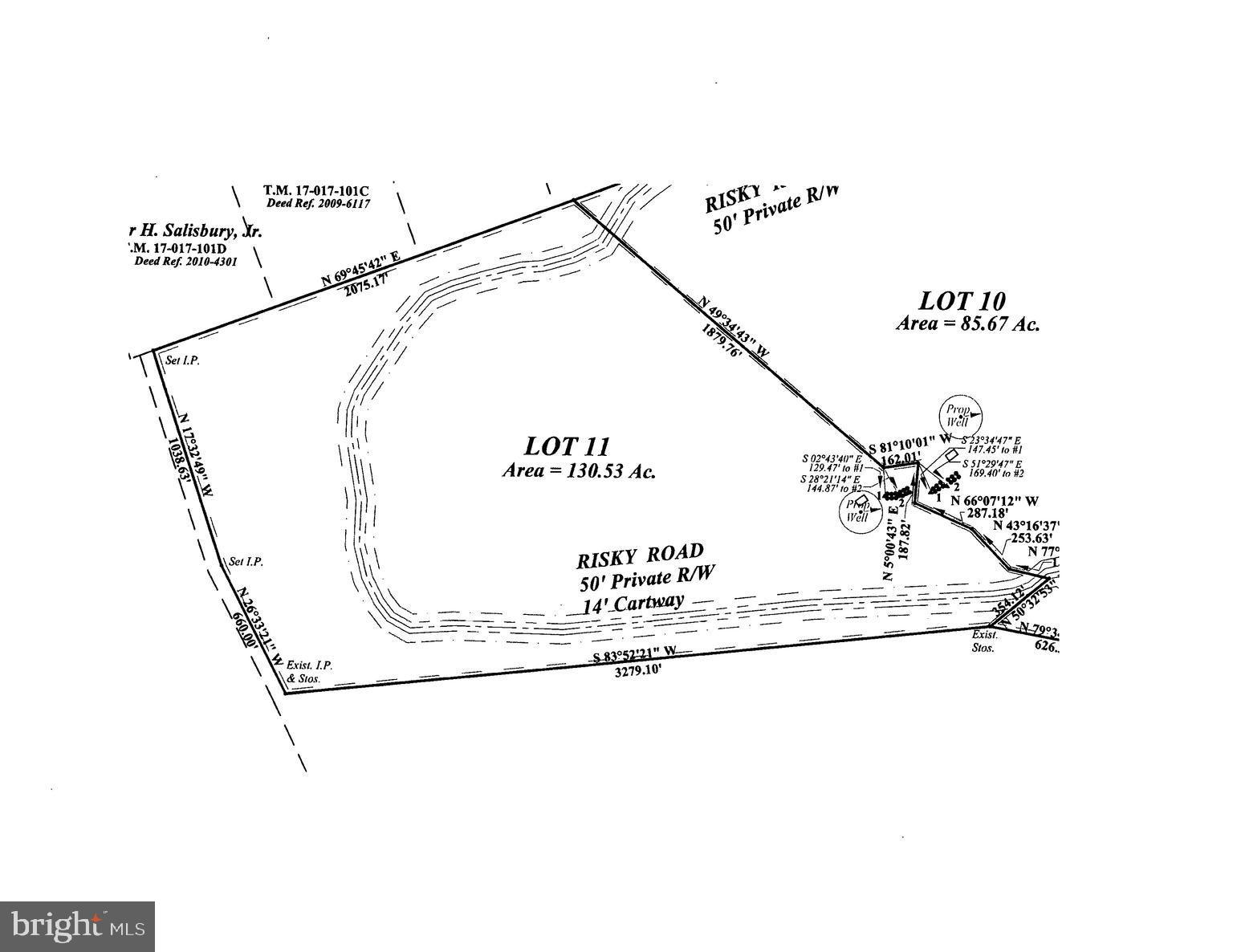 Lot 11 RISKY ROAD, LEWISTOWN, PA 17044