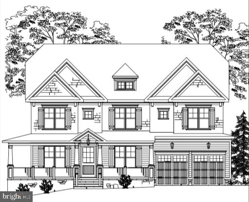 Another great new home from award-winning builder, Washington Metropolitan Homes! Sited on an 11,304 sf lot in the lovely Ayrlawn neighborhood of Bethesda, close to schools, parks, public transit and downtown Bethesda. Gourmet kitchen with high-end stainless appliances including two dishwashers, SubZero refrigerator and Wolf professional range (with those awesome red knobs!). Family room with coffered ceiling and gas fireplace with stone surround and hearth. Attached two-car garage connects to home via a mud room with coat closet and custom built-ins. Master suite with two walk-in closets and glorious spa-like bathroom. Three additional bedrooms (one with en suite bath, the other two with a buddy bath), an additional family room and a laundry room are also located on the bedroom level. Finished basement with additional bedroom and full bath. This home will begin construction after the first of the year. Buy now and work with the builder to make it your own!