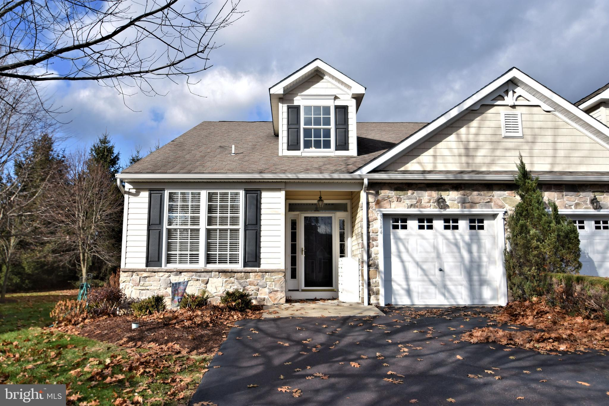 3144 ARBOUR GREEN COURT, HATFIELD, PA 19440