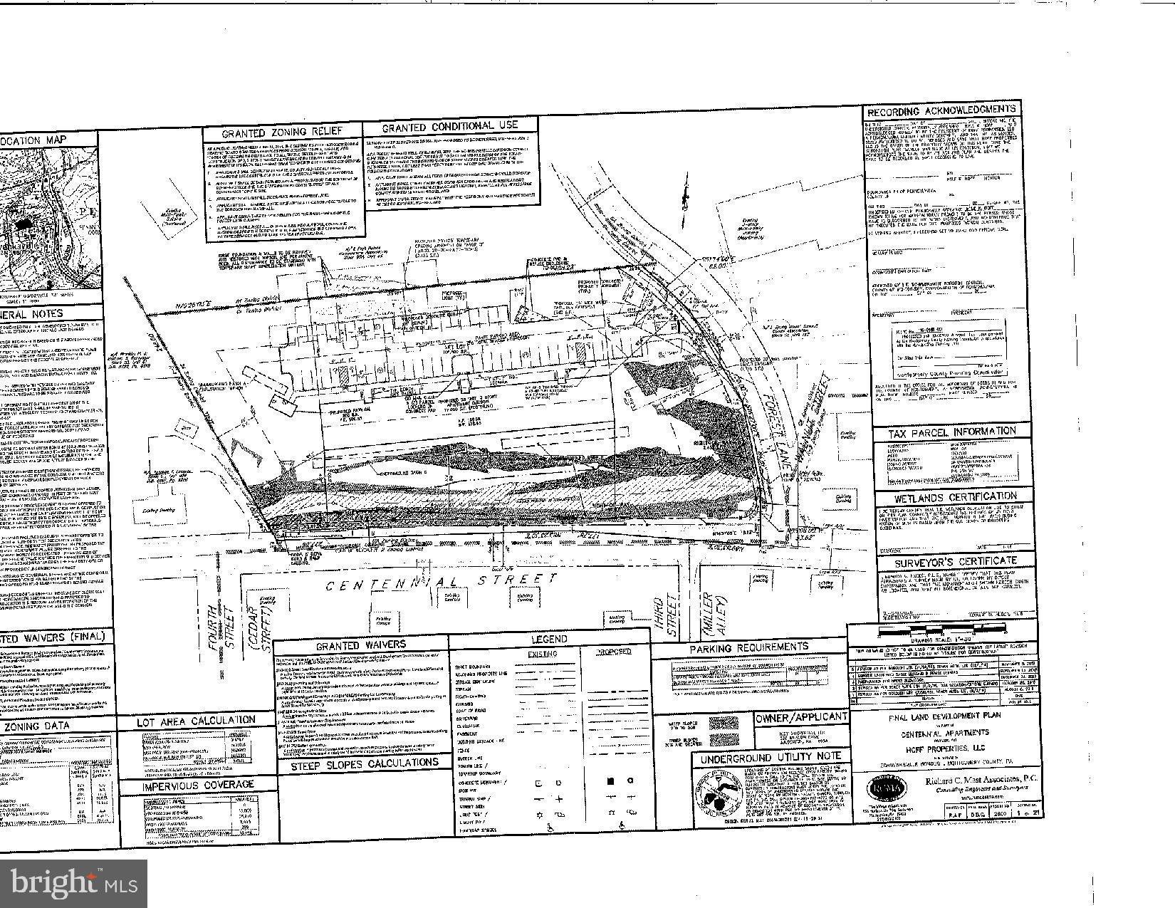 CENTENNIAL STREET, SCHWENKSVILLE, PA 19473