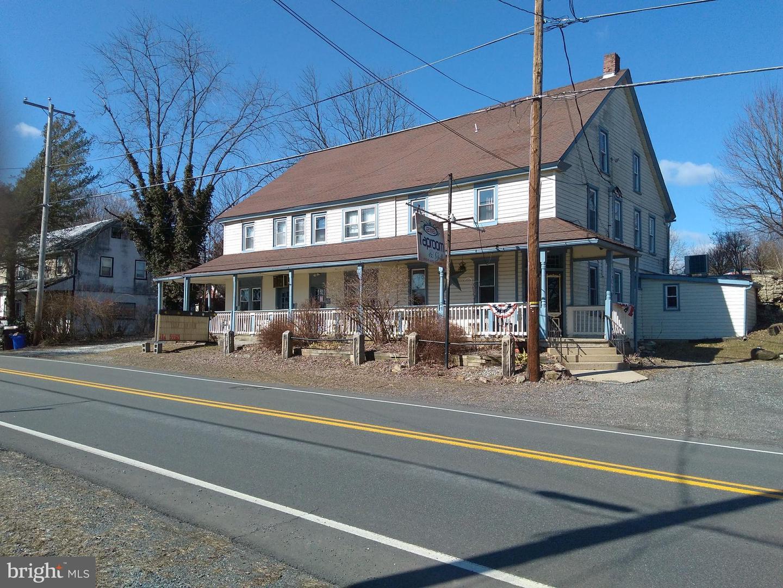 2116 Old Rt. Bechtelsville, PA 19505