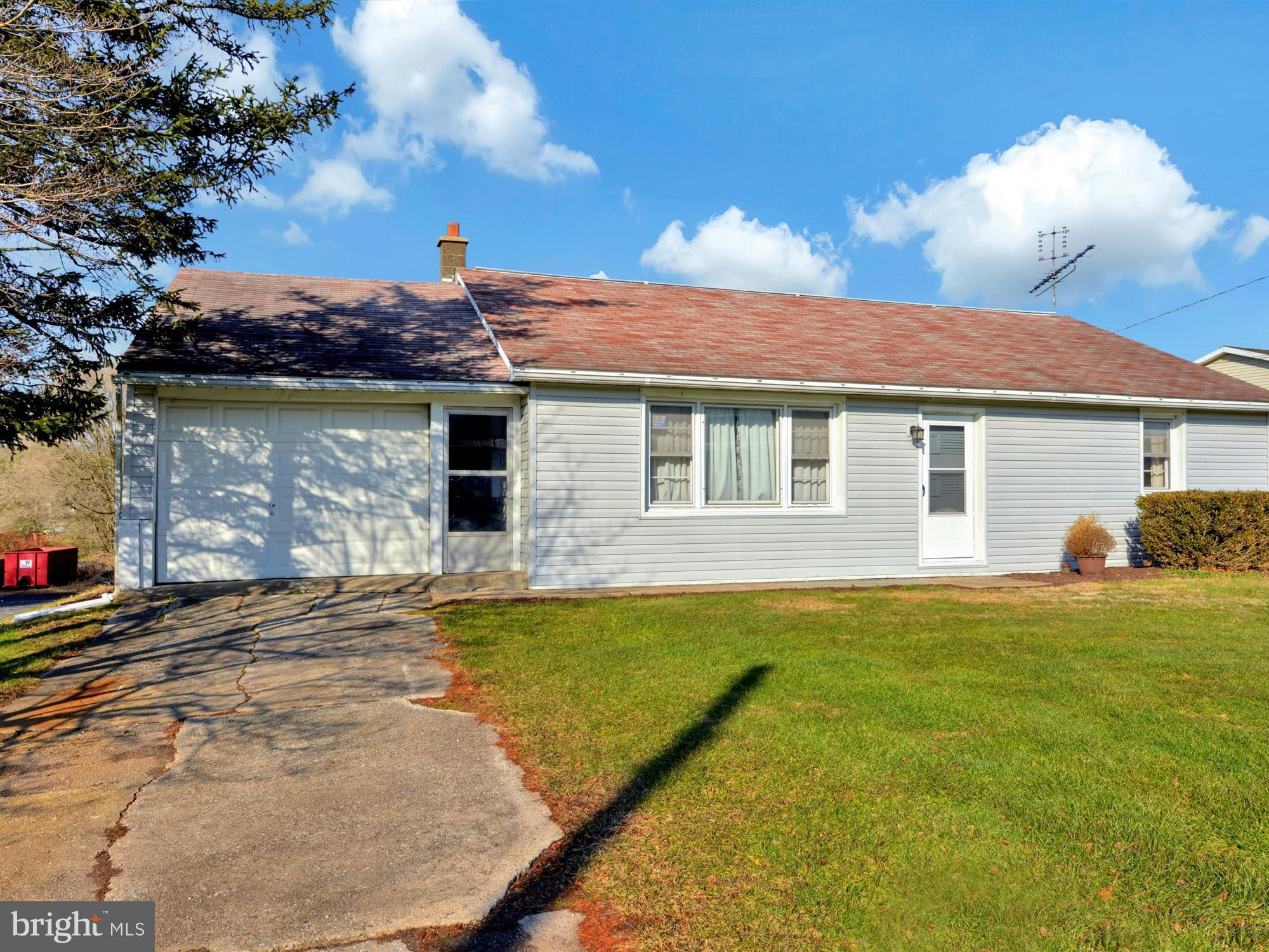248 CLARKS VALLEY ROAD, TOWER CITY, PA 17980