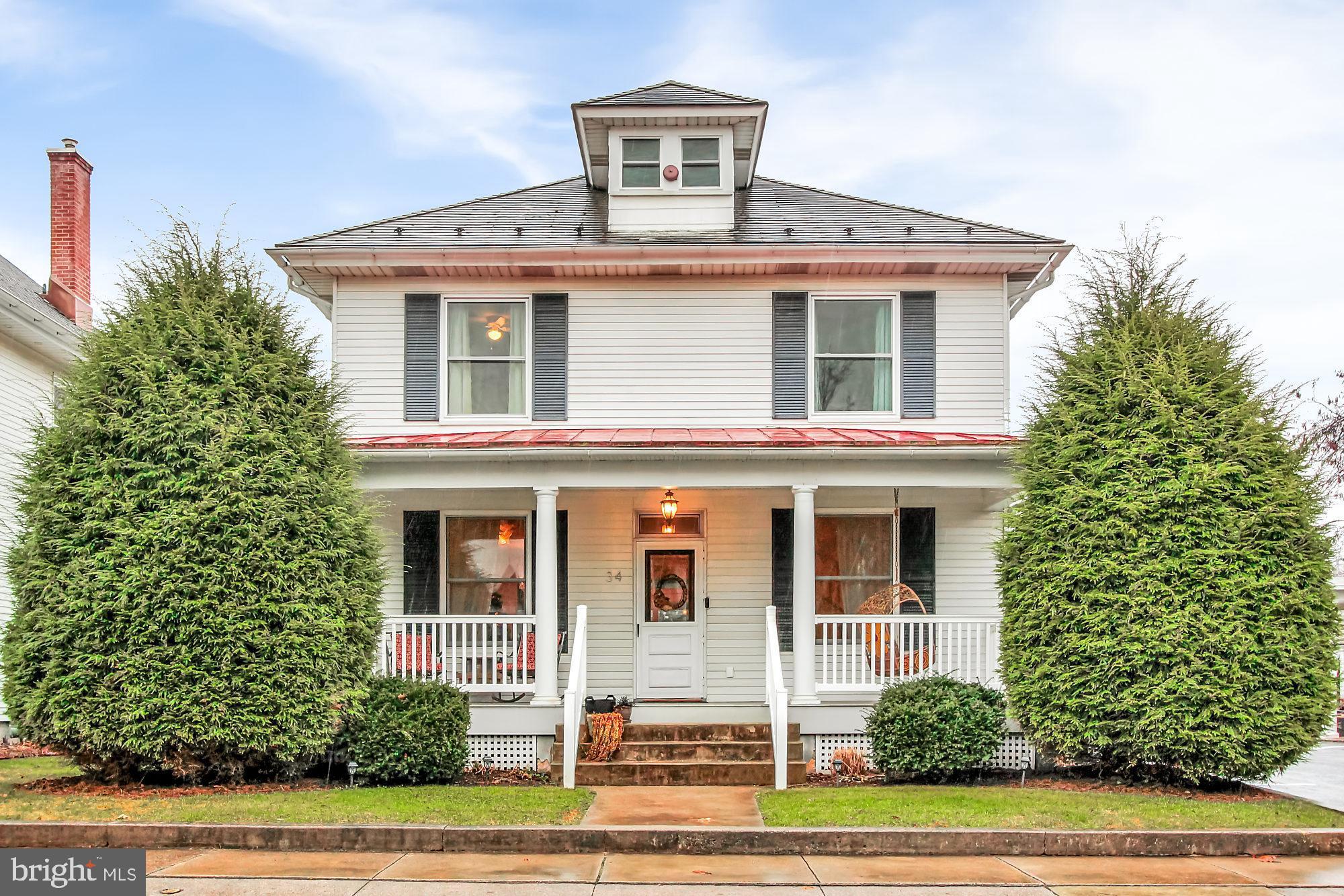 34 W GRANADA AVENUE, HERSHEY, PA 17033