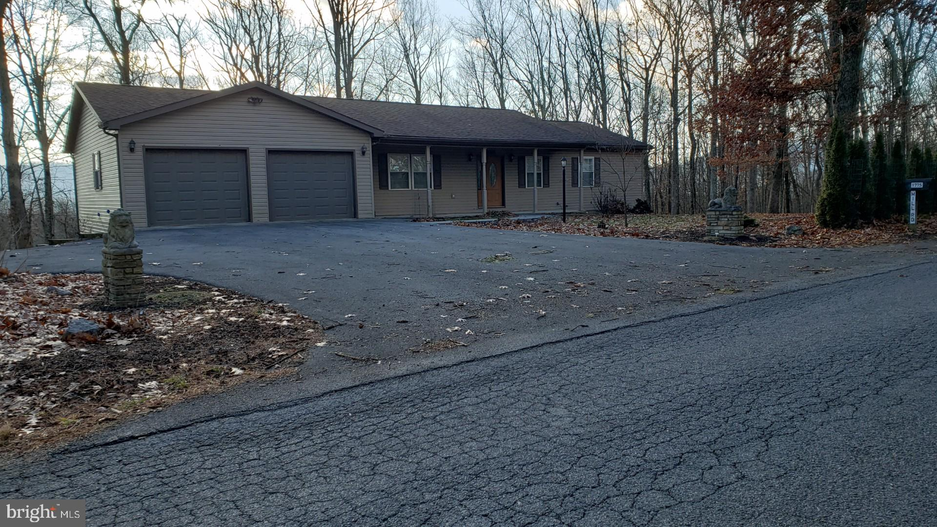 1775 MILL ROAD, MC CONNELLSBURG, PA 17233