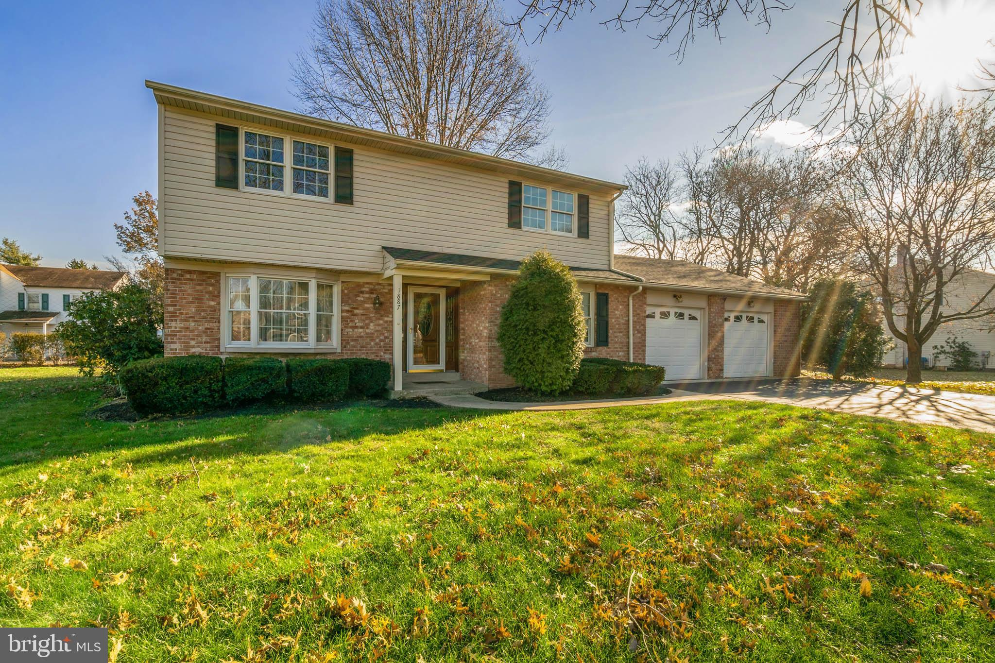 1887 CINDY LANE, HATFIELD, PA 19440