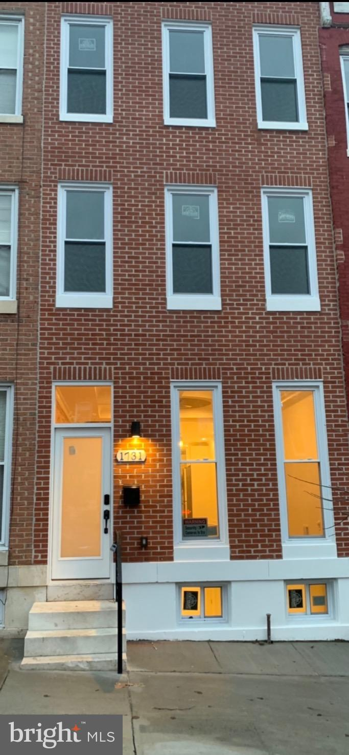 1731 N CAROLINE STREET, BALTIMORE, MD 21213