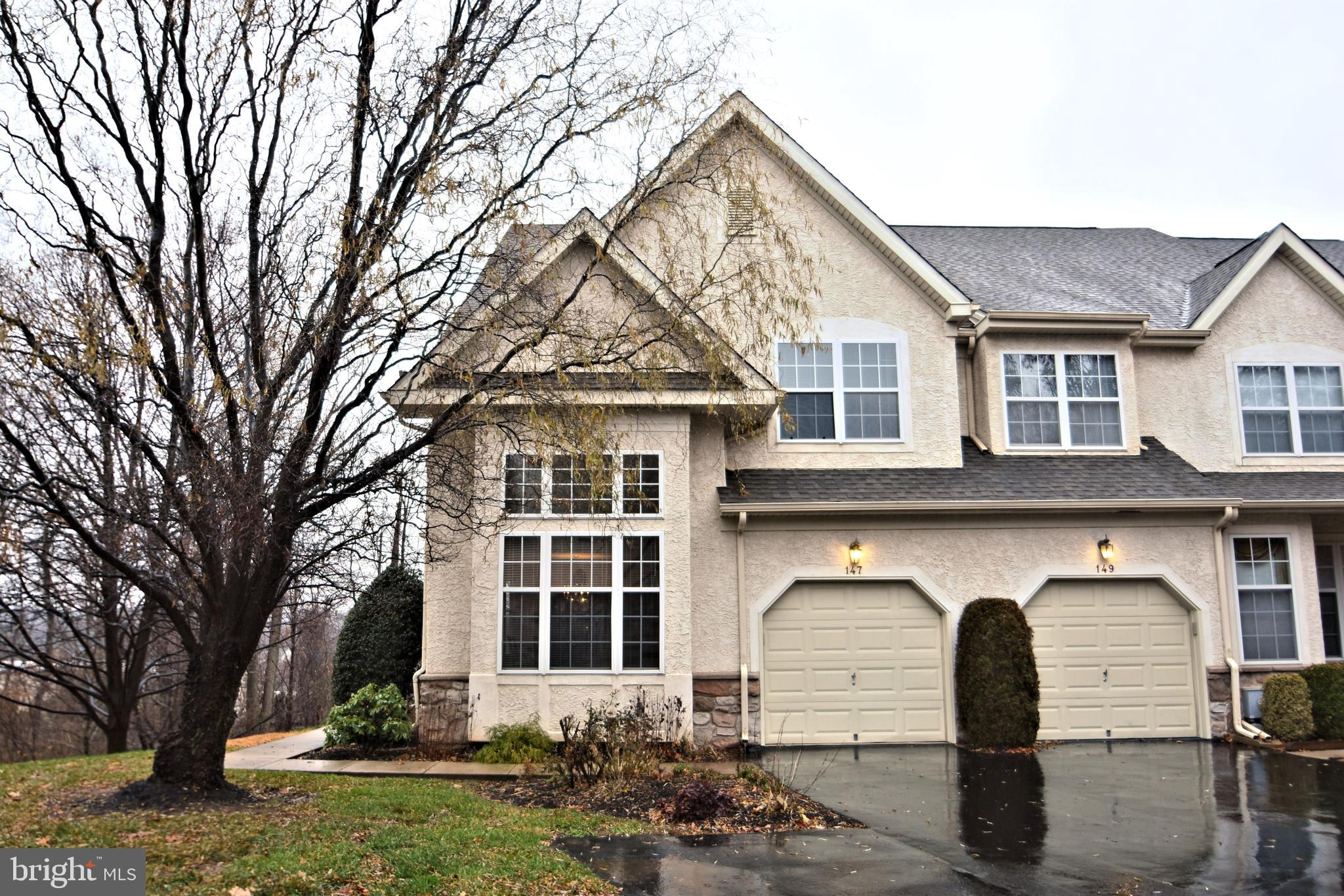 147 GREEN VALLEY CIRCLE, DRESHER, PA 19025