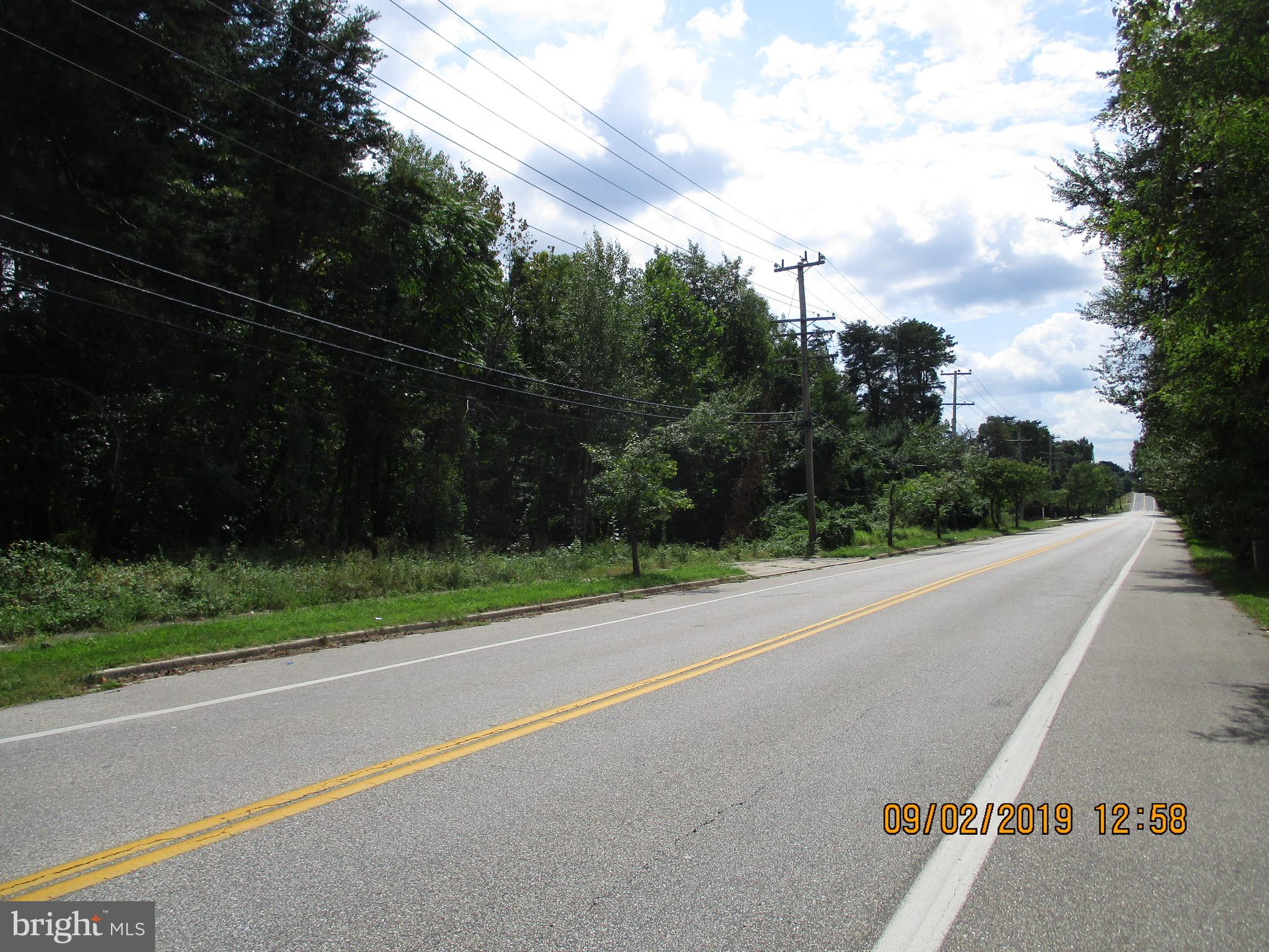 WB & A ROAD, GLEN BURNIE, MD 21061