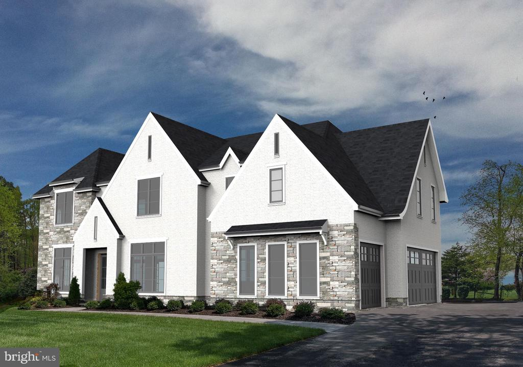 This exquisite to-be-built new construction will be the house of your dreams! Visit OFF SITE Model Home  Sun 1-4pm, @  7017 Woodland Dr, Springfield, VA 22151. Another amazing custom design and build home by Anchor Homes Perfect location!McLean High School High End French Country Style Design, 3 car Side Load garage, 7 bedroom luxury home with open floor plan and rare large lot in the sought after EL NIDO area. 2 brand new homes will be built next to each other. This is a rare opportunity for such home available at sub 2M price point! Model Home Finish Specs (alternative model style finishing available). Gallery kitchen and Upgraded countertops. Hardwood floors. Luxury trim work and built-ins. Finished basement with rec room, 1 bedroom, 1 bath and 4 large windows.  Full custom luxury builder. Open floor plan. Each bedroom has its own walk-in closet. Designer paint and finish. Picture shows included and optional finish specs of the house. per-construction special price and now still opportunity to fully customize  the home for Fall 2020 delivery.   Hurry!