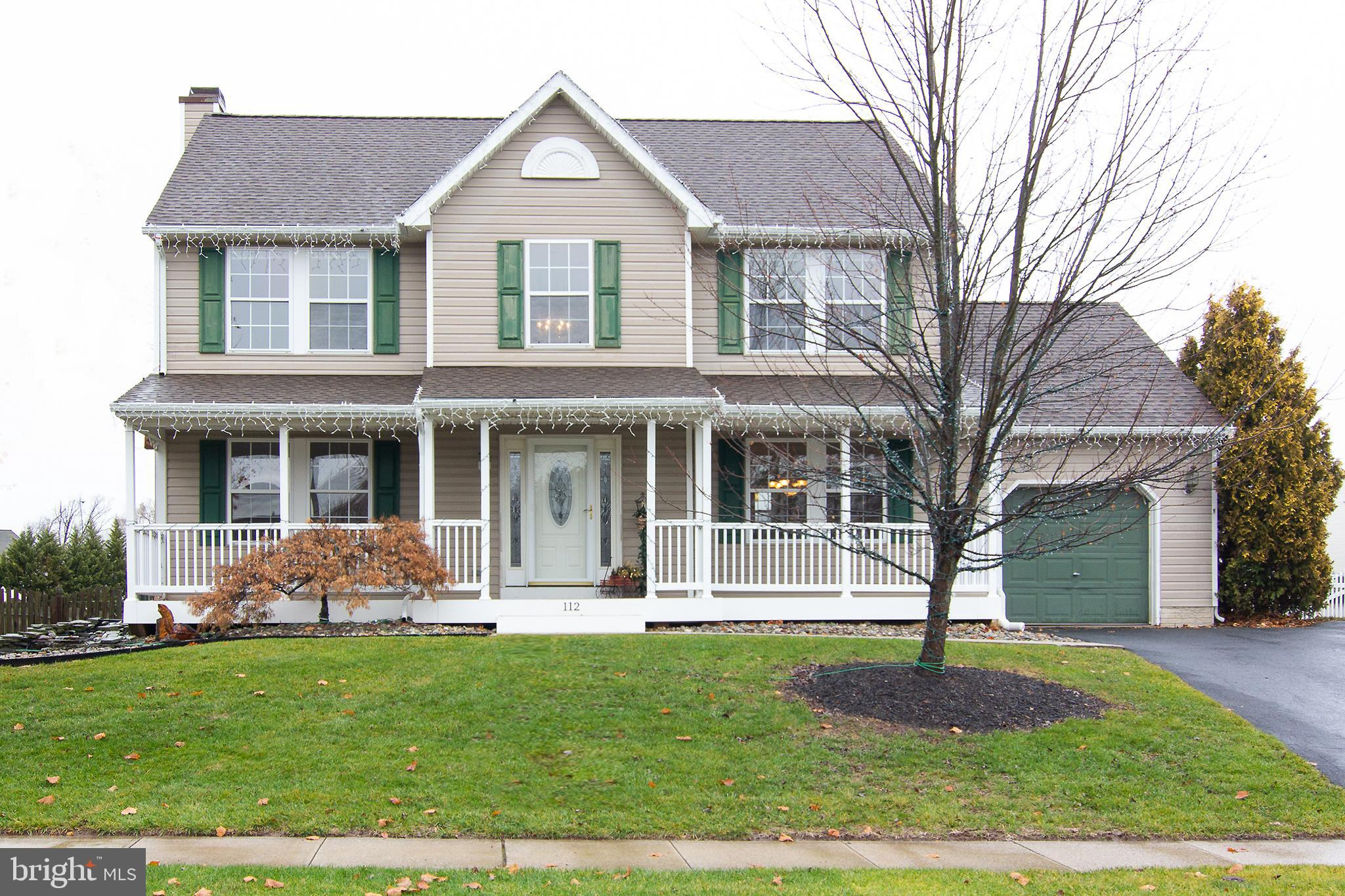 112 MORNING FROST STREET, TANEYTOWN, MD 21787
