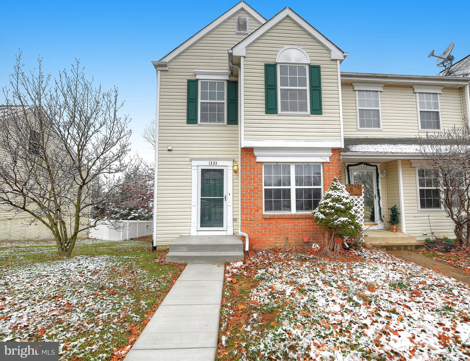 1335 FOXGLOVE SQUARE, BELCAMP, MD 21017