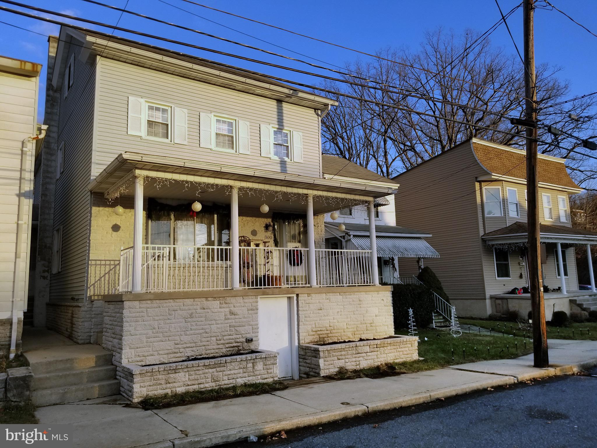 100 CLAY STREET, TREMONT, PA 17981