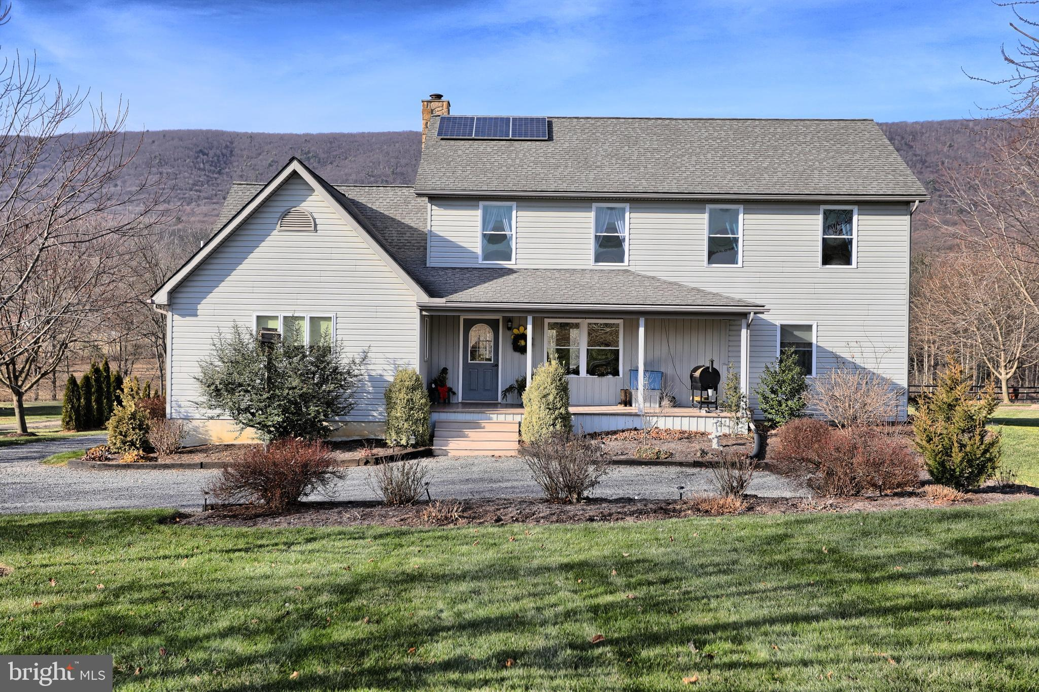 7832 RACCOON VALLEY ROAD, MILLERSTOWN, PA 17062