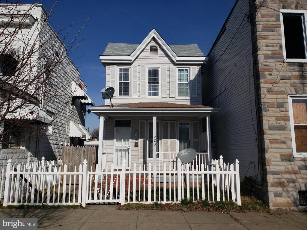 Seller will provide 6% help for full price offer.  Bring your buyers to see this large, updated 1800 sq ft. home with private, fenced backyard and covered front porch.  Two-car garage has a carriage house above it that could be turned into an apartment or office.