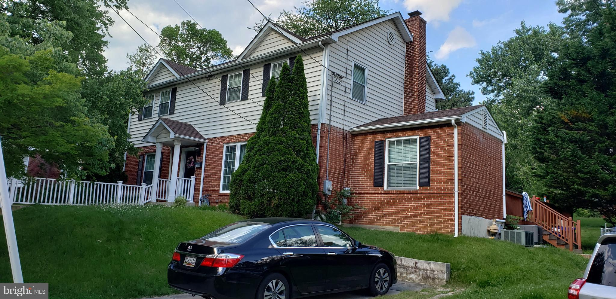 1109 W NOLCREST DRIVE, SILVER SPRING, MD 20903