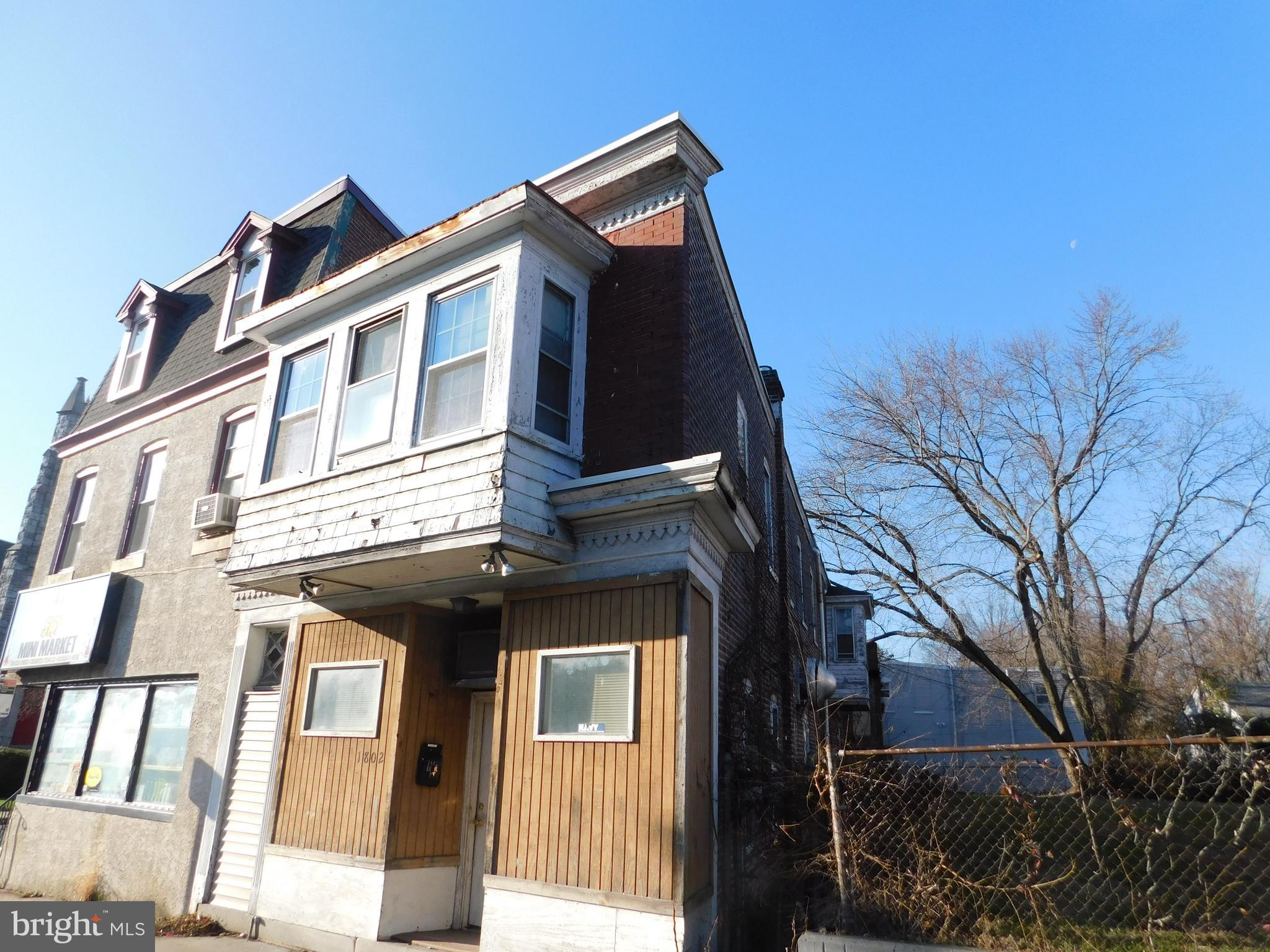 1802 PROVIDENCE AVENUE, CHESTER, PA 19013