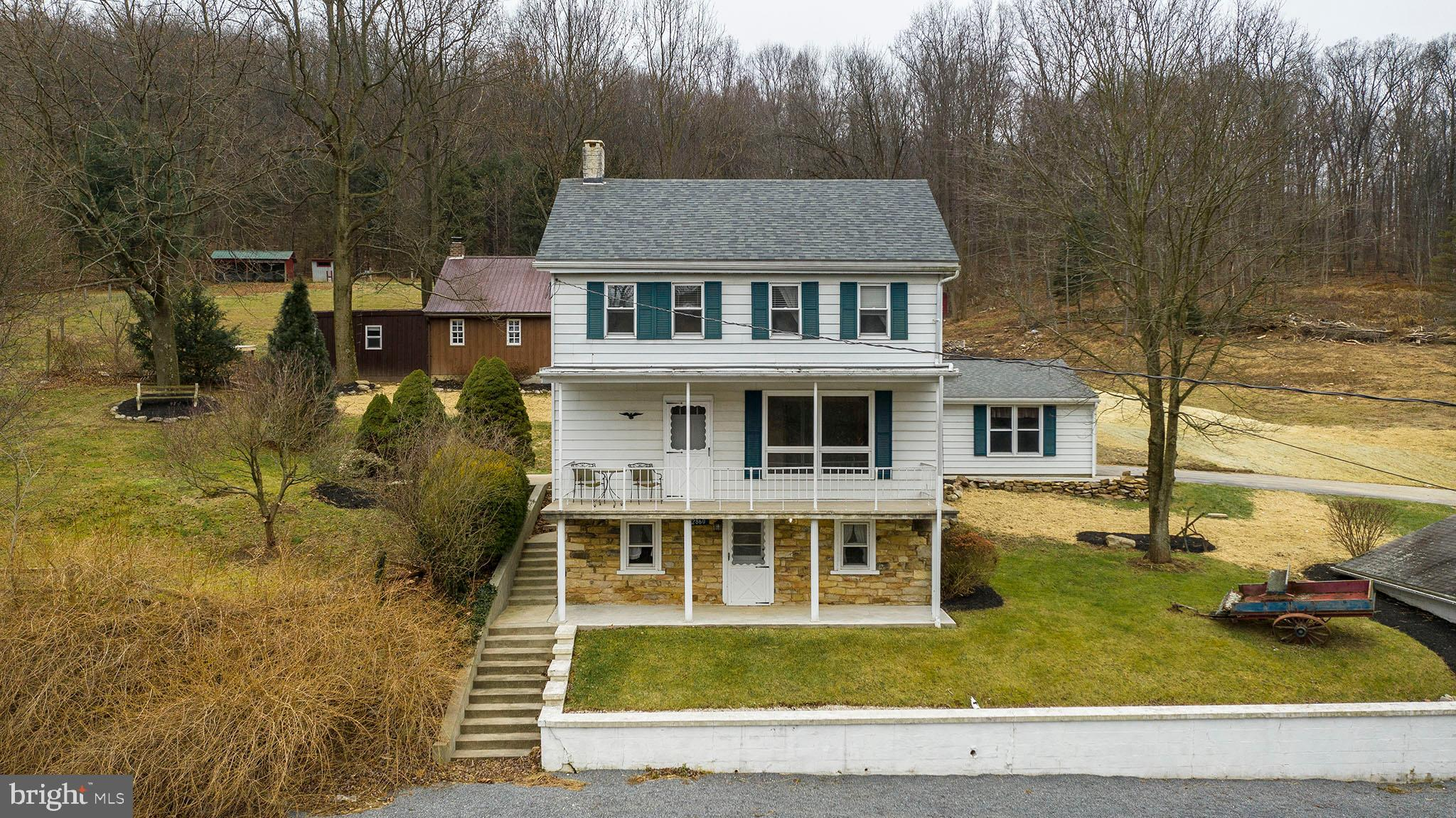 2860 CAMP SWATARA ROAD, BETHEL, PA 19507